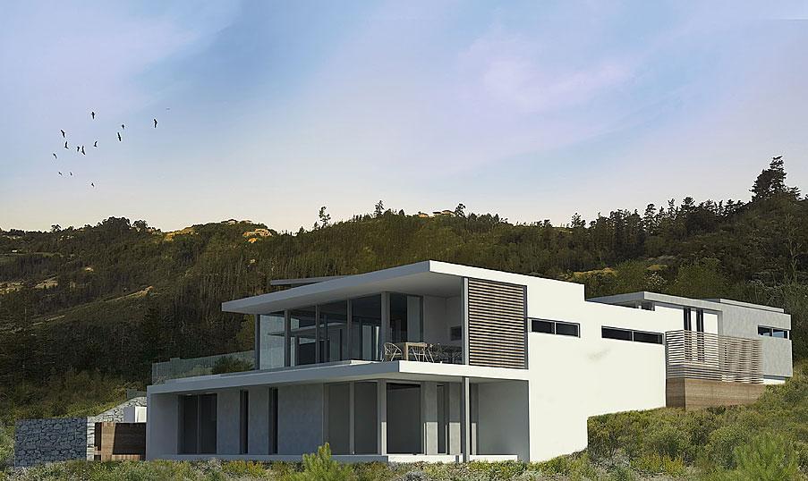 Starkey | Architects RIVER VIEW HOME SIMOLA