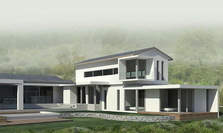 Starkey | Architects VILLA HOME SIMOLA