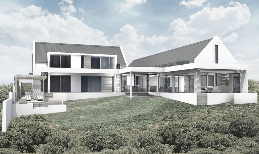 Starkey | Architects SFB LINKS HOME 2
