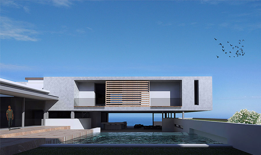 Starkey | Architects NOLUTHO HOME PEZULA