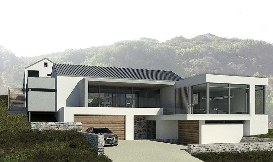 Starkey | Architects FAIRLEAD HOME PEZULA