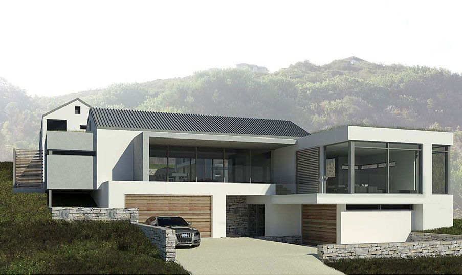 Starkey | Architects FAIRLEAD HOME