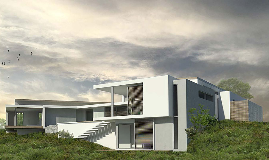 Starkey | Architects RIVER RIDGE HOME