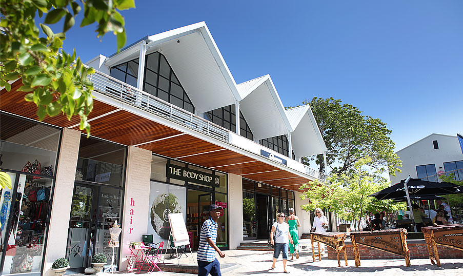 Starkey | Architects Knysna Mall