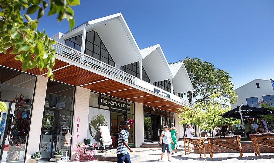 Starkey | Architects WEST END - KNYSNA MALL