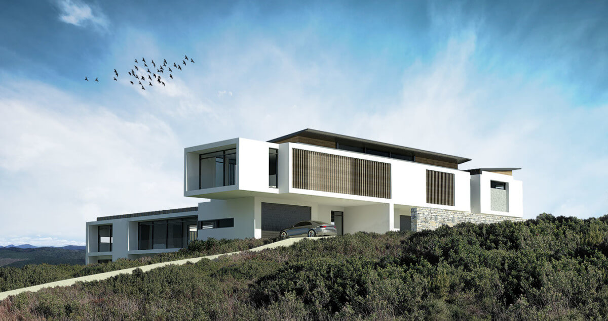 Starkey | Architects SEA VIEW HOME