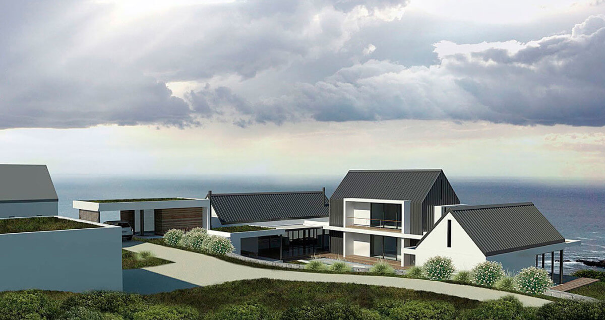 Starkey | Architects RADAR HOUSE
